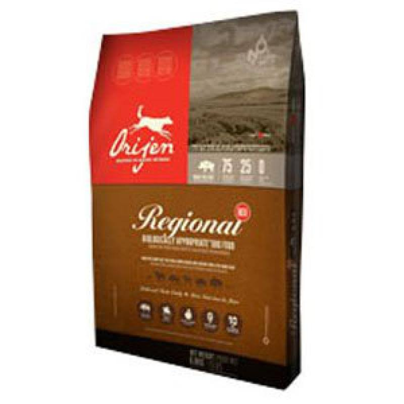 ORIJEN Regional Red 4.5lb Dry Dog Food