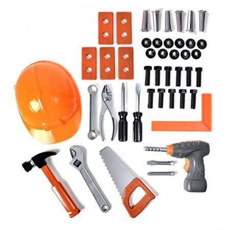 Maxx Action Power Tools 45-Piece Deluxe Tool Set