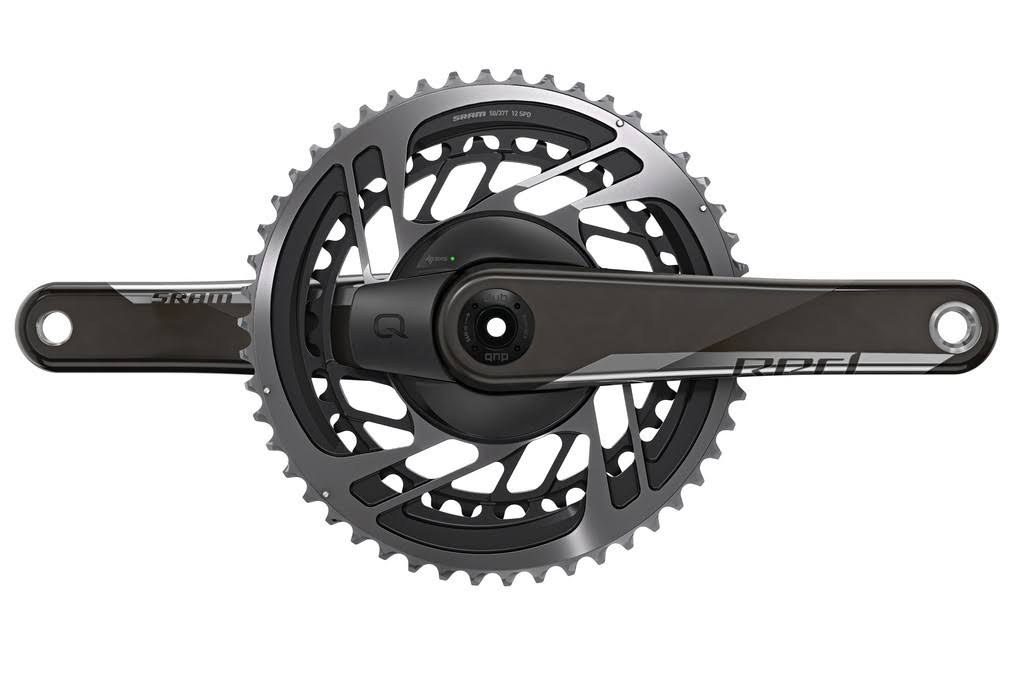 Sram 003018206172 Red AXS Power Meter Crankset - Black, 37t
