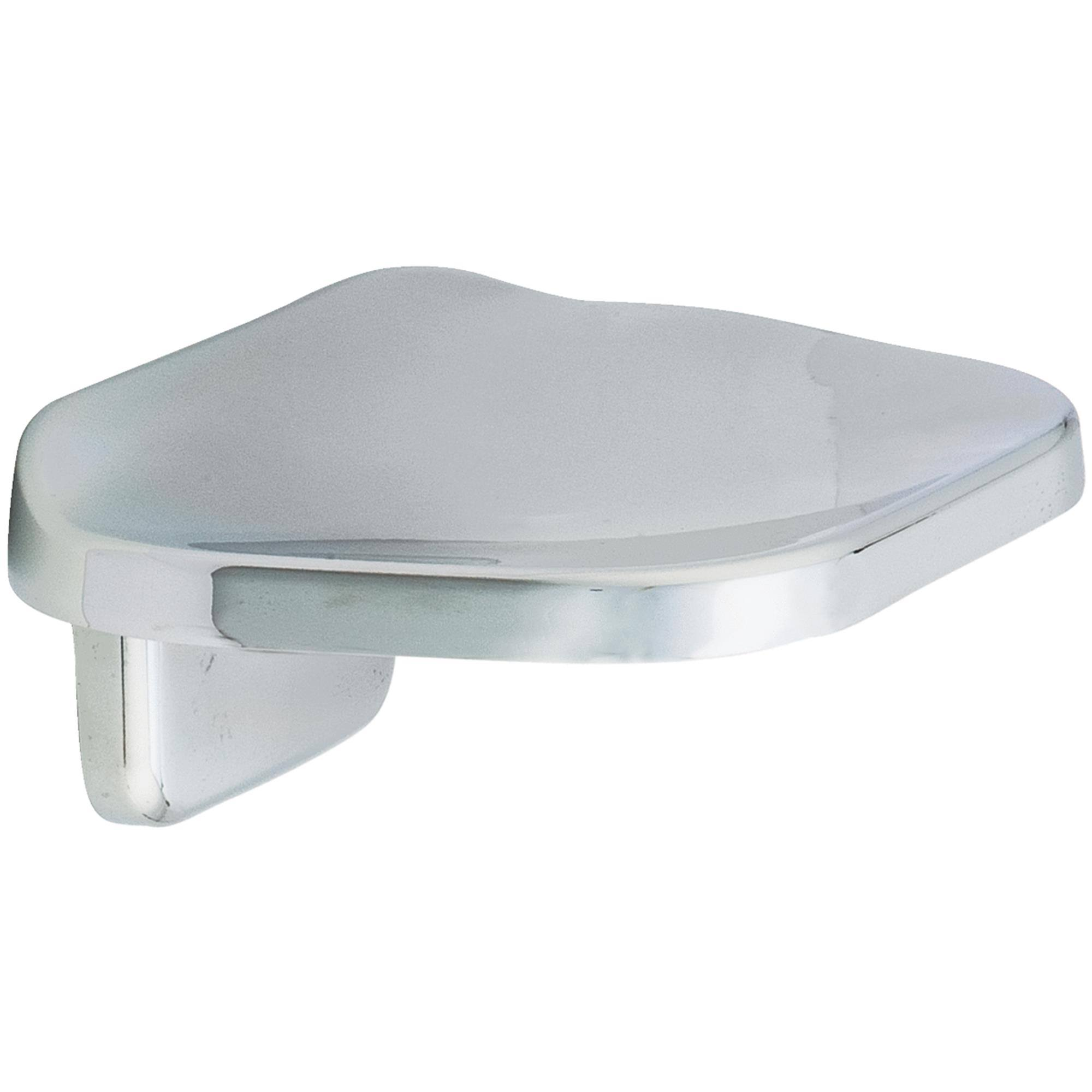 Sim Supply Soap Dish - Chrome