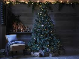 Lifelike Artificial Christmas Trees Canada by 13 Best Artificial Christmas Trees The Independent