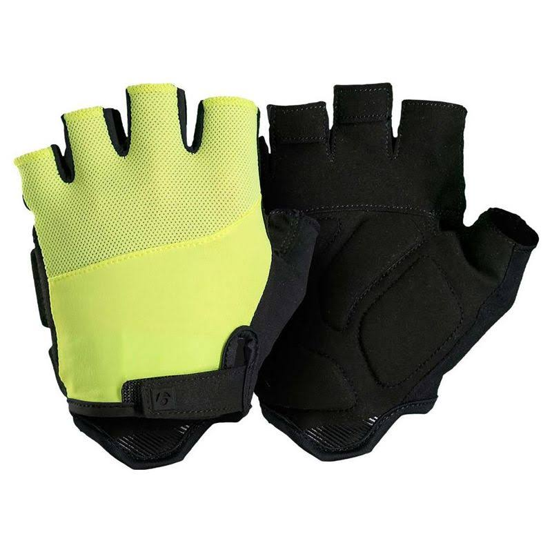 Bontrager Solstice Cycling Glove - Visibility Yellow - X-Large