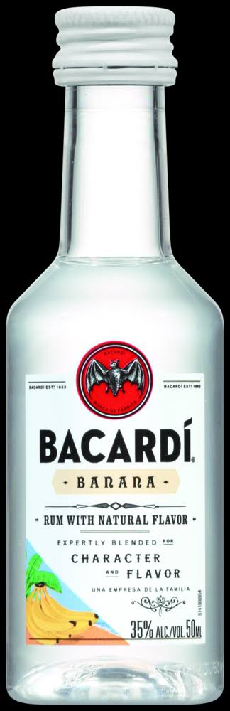 Bacardi Banana Rum - 50 ml