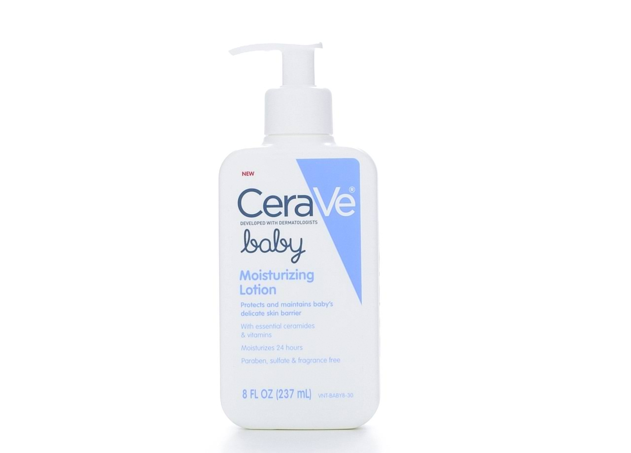 Cerave Baby Moisturizing Lotion - 8 Oz