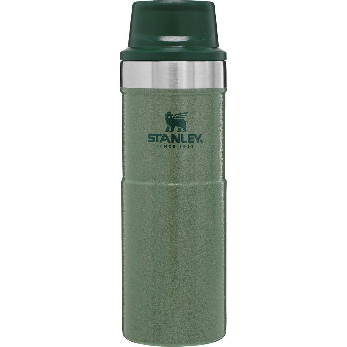 Stanley Classic Trigger-Action Travel Mug - 16 Ounce, Green