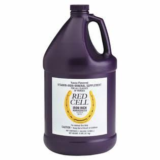 Farnam Horse Red Cell Gel Supplement - 1 Gallon