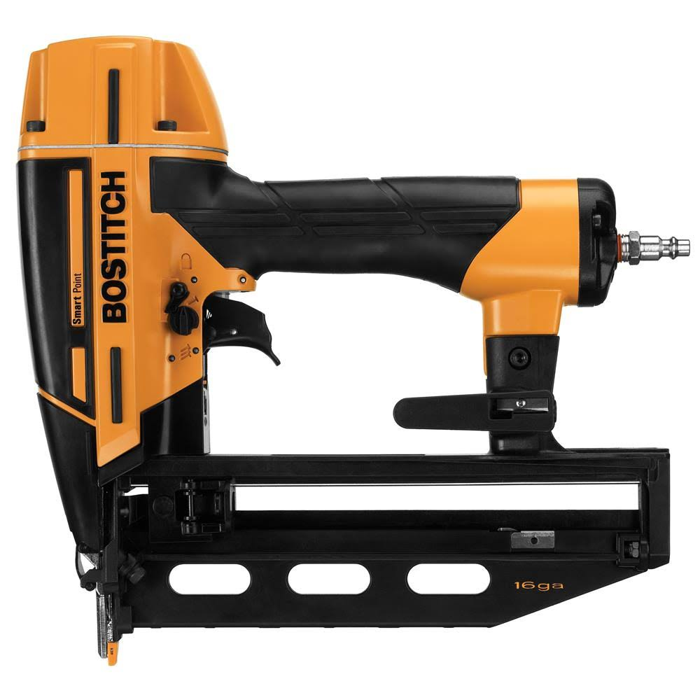 Bostitch Smart Point Finish Nailer Kit