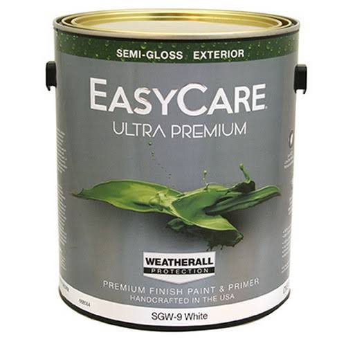 True Value Weather All Semigloss Pastel Base Latex House Paint - 1gal