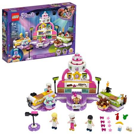 Lego Friends - Baking Competition 41393