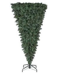 Artificial Christmas Tree 6ft by Bottom U0027s Upside Down Christmas Tree Treetopia
