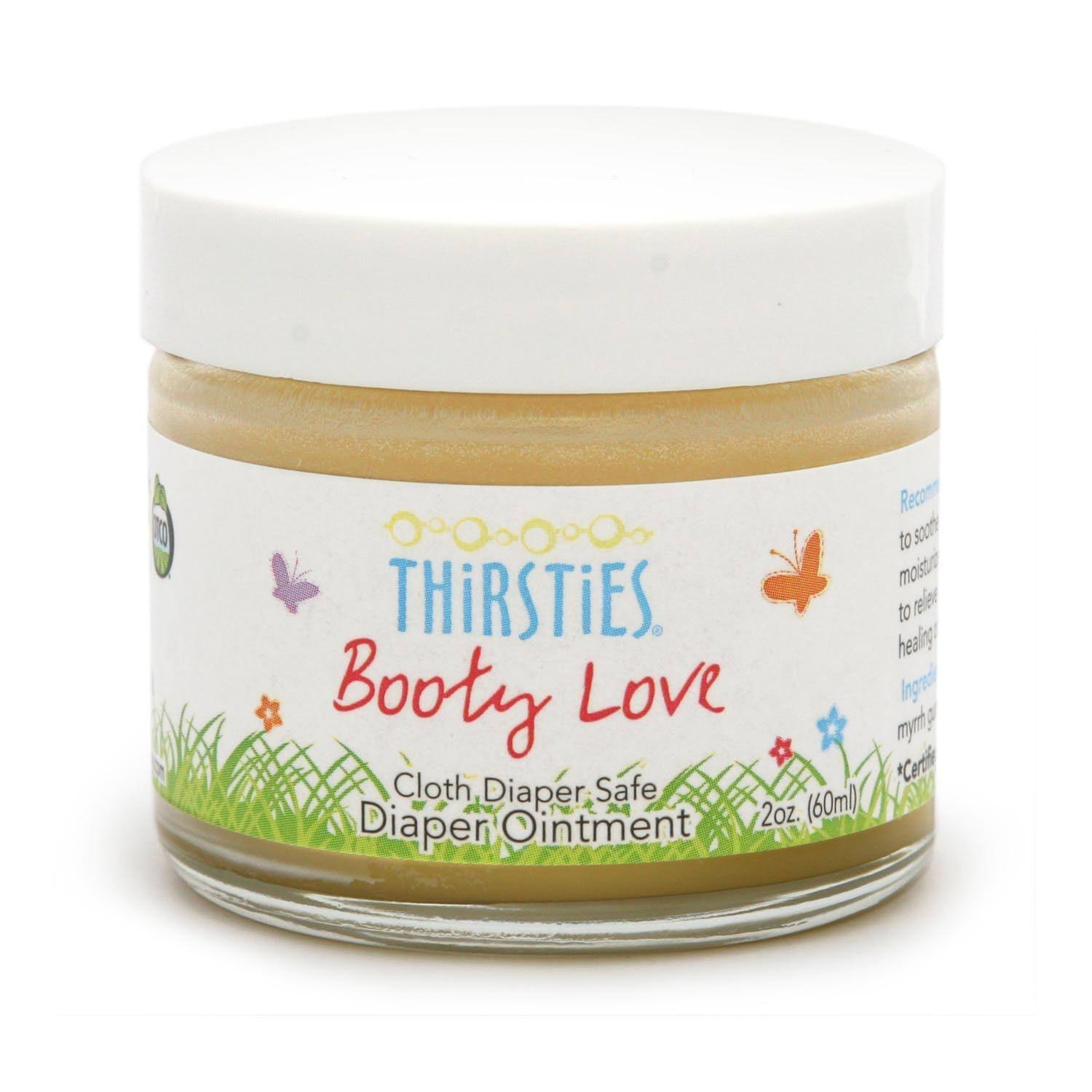 Thirsties Booty Love Diaper Ointment - 2oz