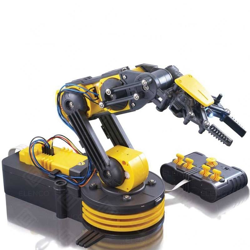 Teach Tech Robotic Arm Wire Controlled