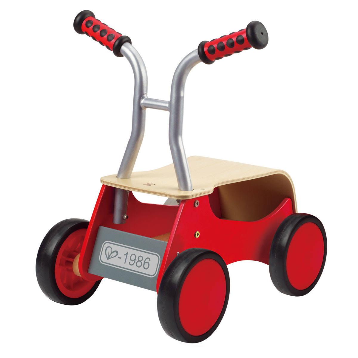Hape Push and Pull Little Red Rider