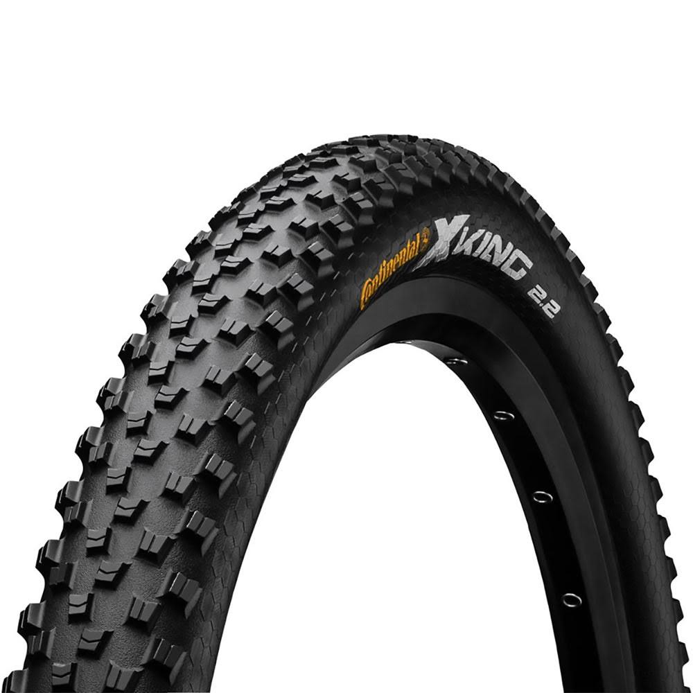 Continental x King Tire 26 x 2.2 Steel Bead Black