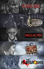 Halloween Haunt Kings Dominion September 26 by Kitsuneverse Haunts Everything New And Returning For Scarowinds