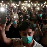 Anti-government demonstrations carry on in Thailand despite police warning
