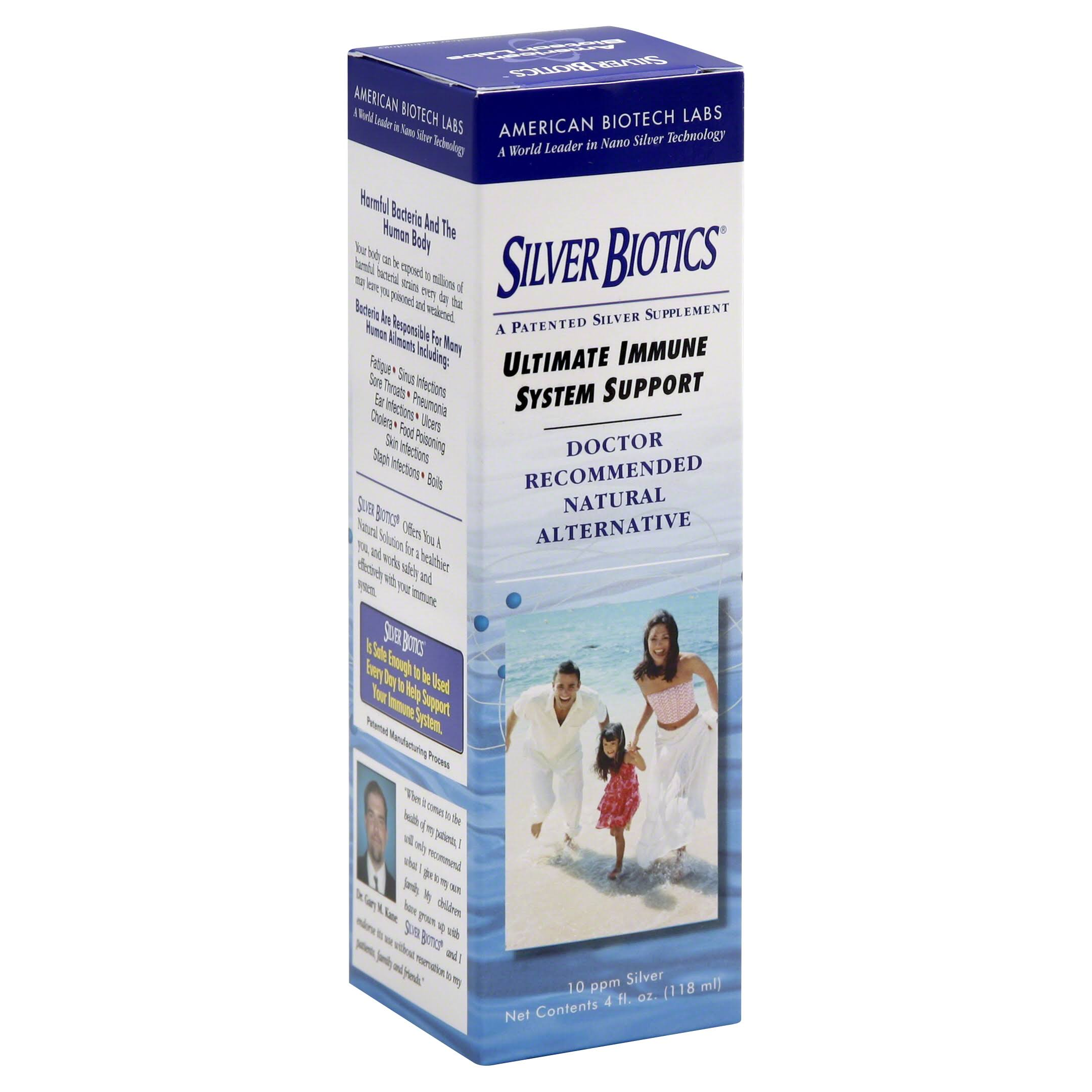 Silver Biotics Ultimate Immune System Support - 472ml