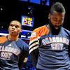 Russell Westbrook es nuevo jugador de los Rockets de Houston