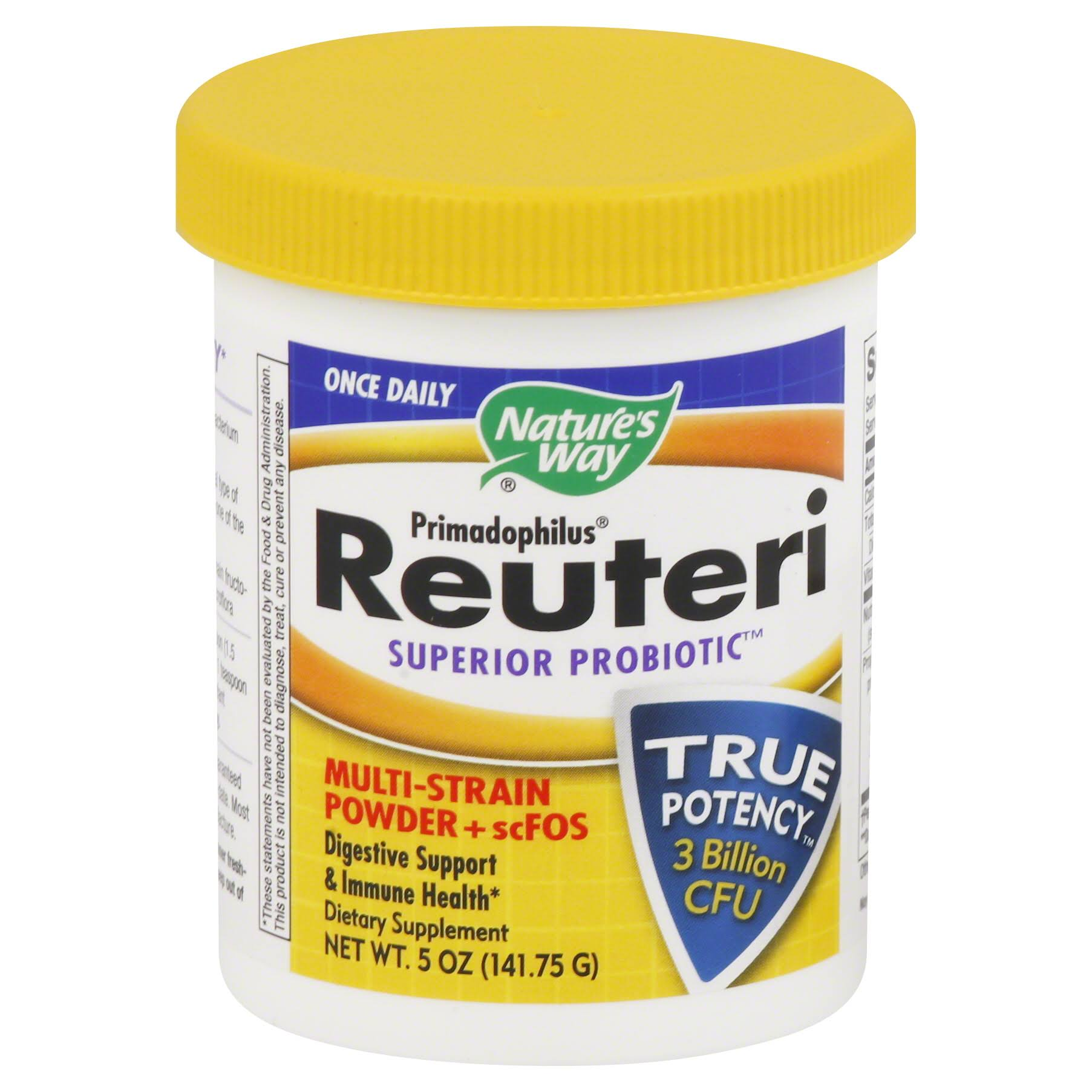Nature's Way Primadophilus Reuteri - 5 oz