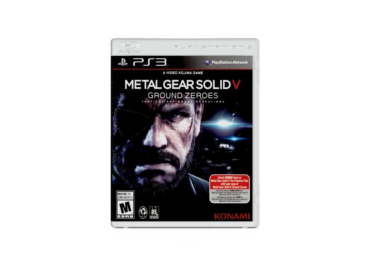 Metal Gear Solid V: Ground Zeroes - PlayStation 3