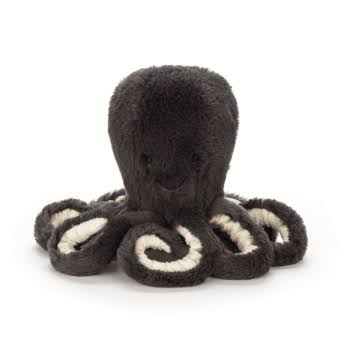 Jellycat Tiny Inky Octopus Plush - 14cm
