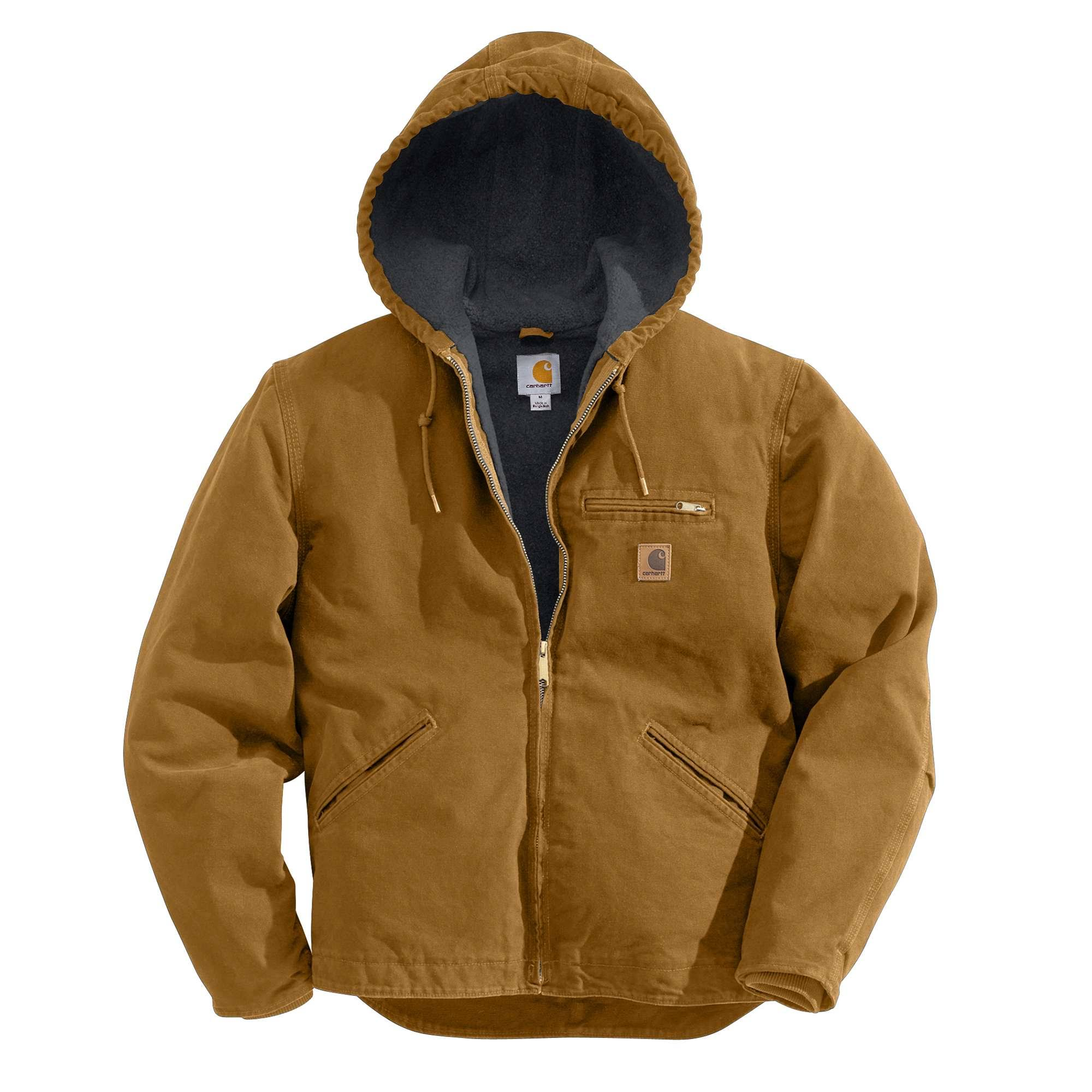 Men's Sierra Jacket Carhartt Brown