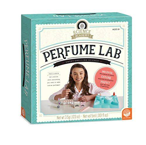 Science Academy Perfume Lab