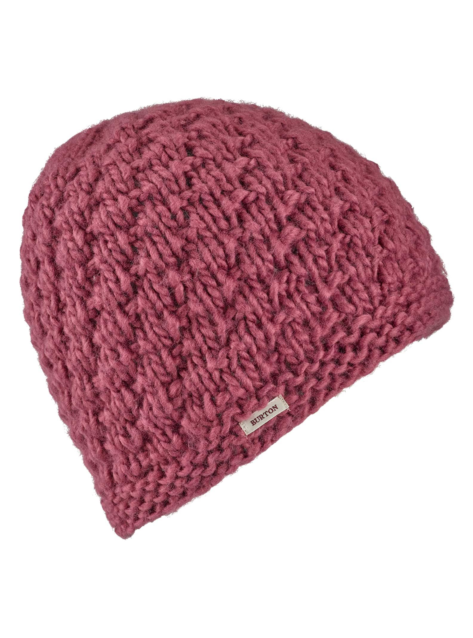 Burton Big Bertha (Rose Brown) Women's Beanie