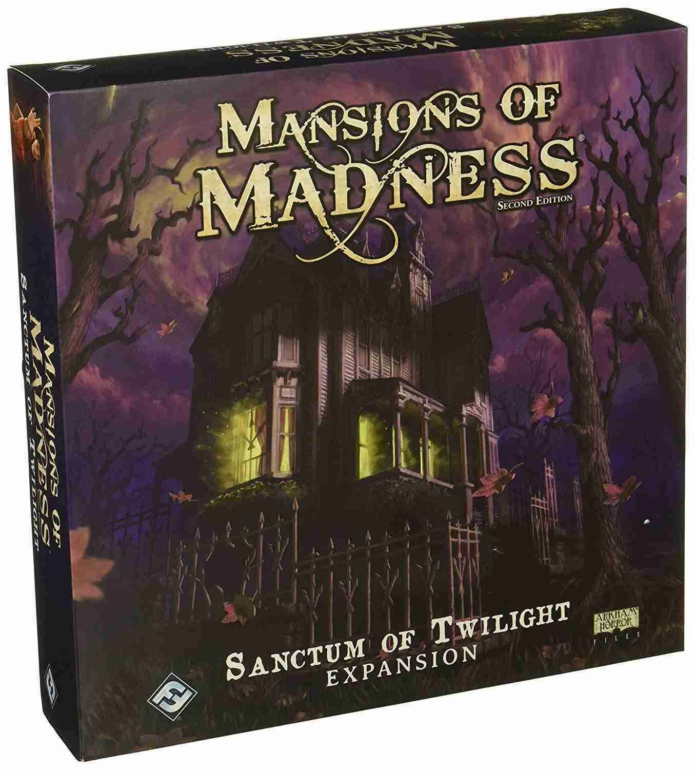 Mansions of Madness 2nd Edition: Sanctum of Twilight Expansion Board Game