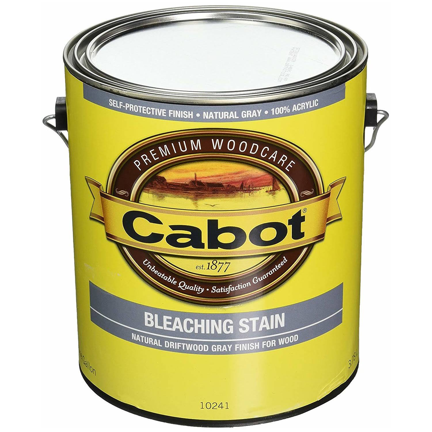Cabot Bleaching Stain - 1 Gallon