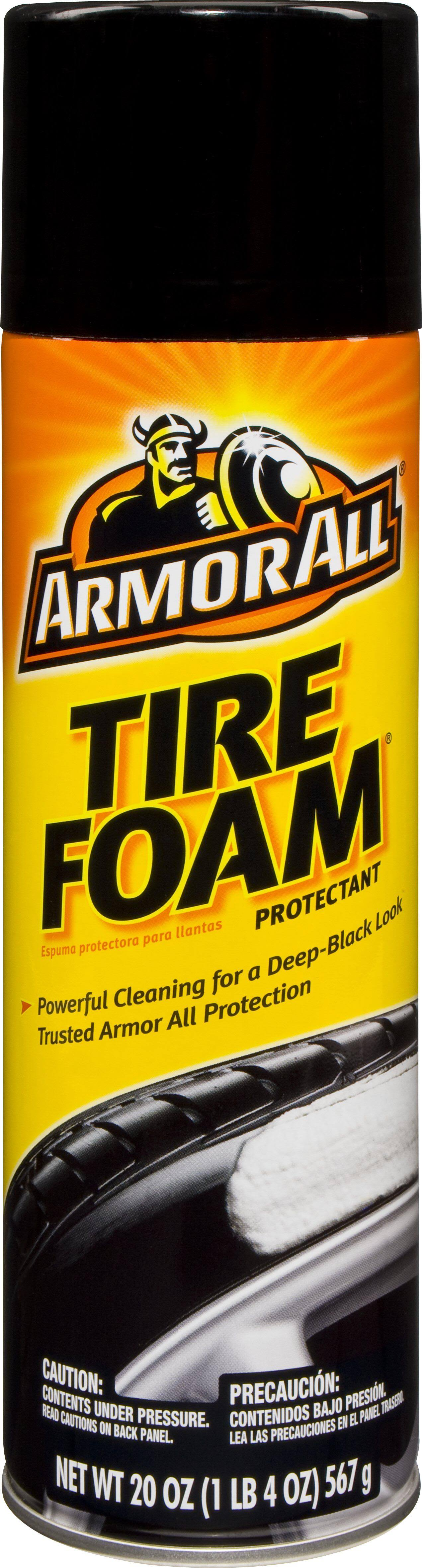 Armor All Tire Foam - 567g