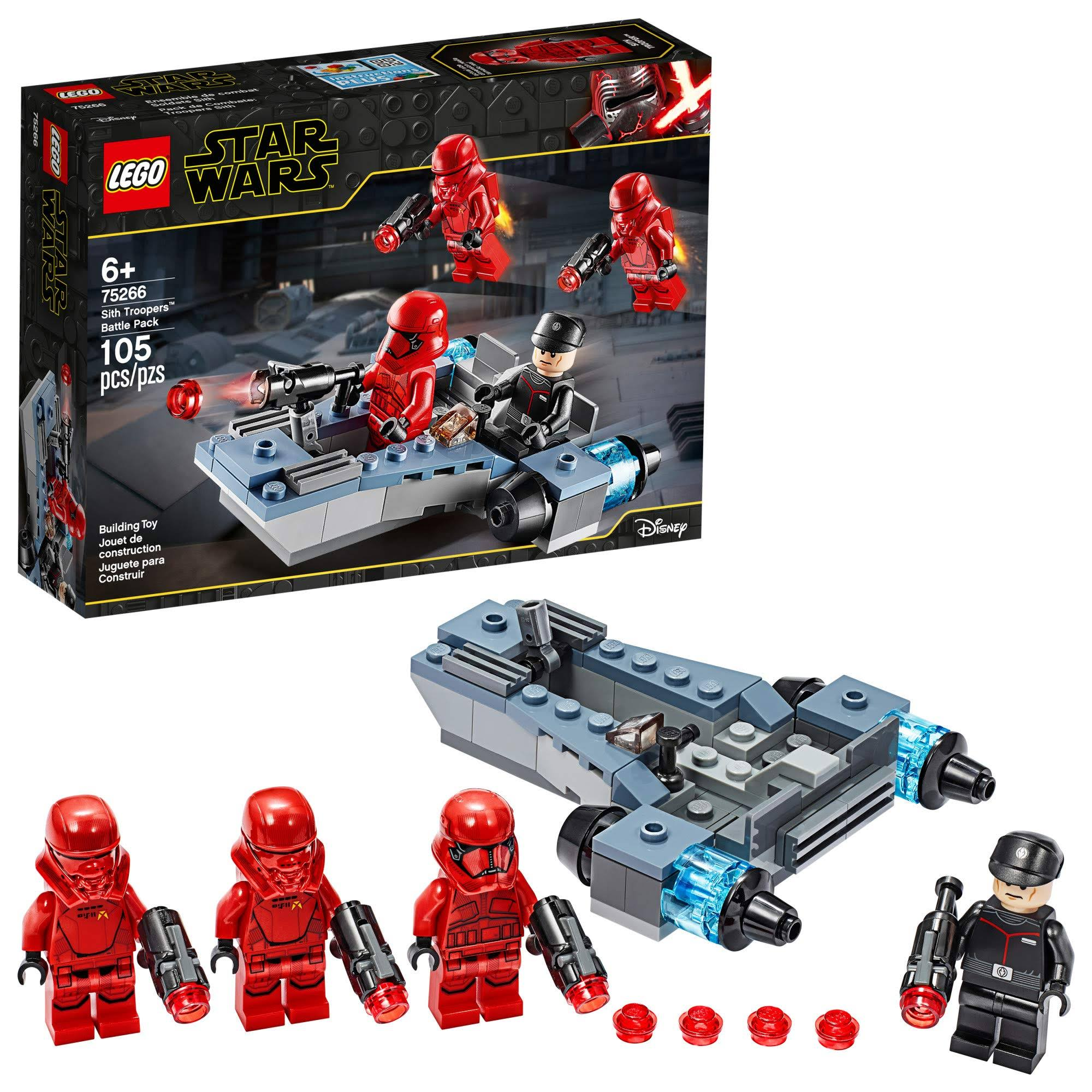 Lego Star Wars - Sith Troopers Battle Pack 75266
