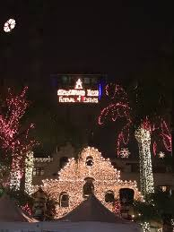 Altadena Christmas Tree Lane by Christmas Towns In Southern California Laura Lake Real Estate