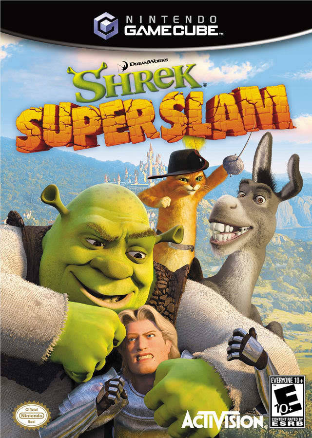 Shrek: SuperSlam - Nintendo Game Cube