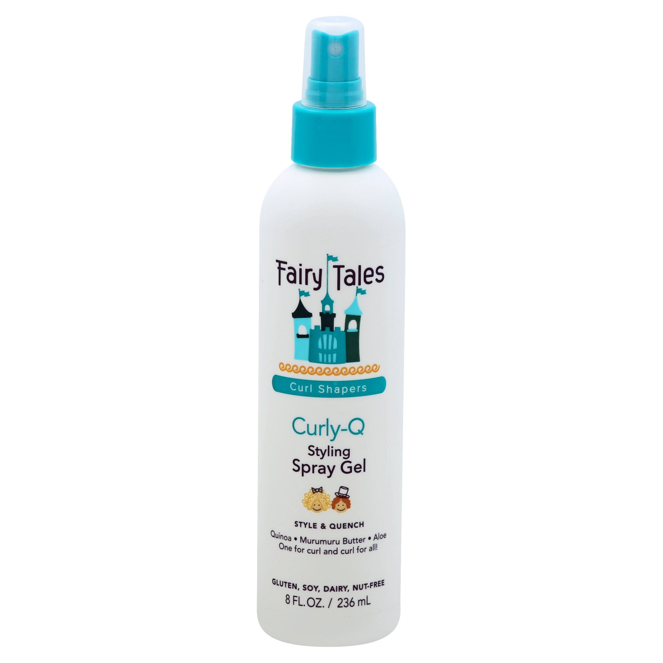 Fairy Tales Curly Q Styling Spray Gel - 8oz