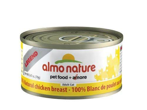 Almo Nature Pet Food - Natural Chicken Breast