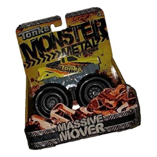 Tonka Diecast Monster Pickup Truck