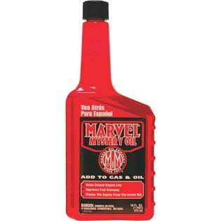 Turtle Wax Marvel Mystery Lubricant Oil Treatment - 16oz