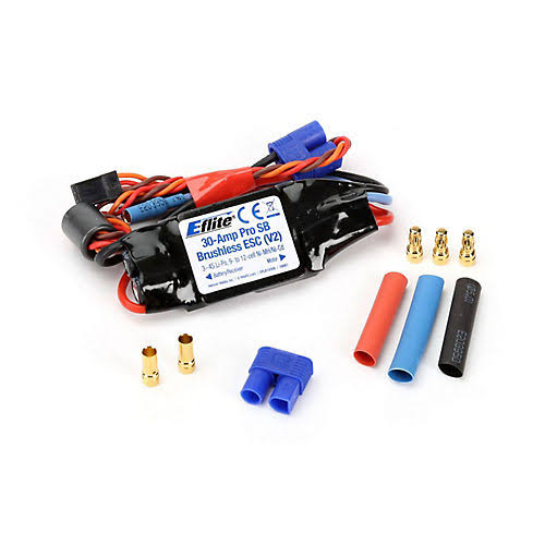 E Flite Pro Switch Mode BEC Brushless ESC V2 RC Model Part