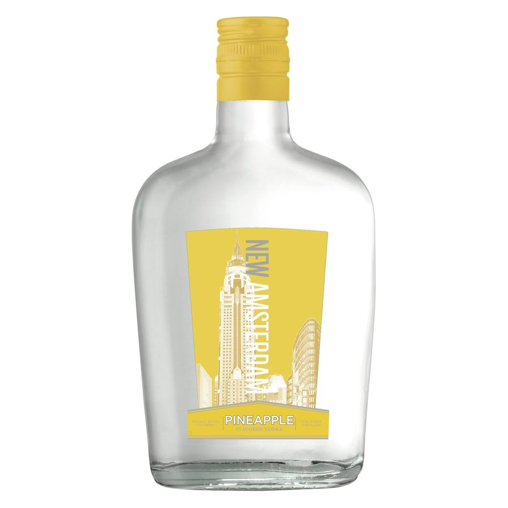 New Amsterdam Vodka - Pineapple