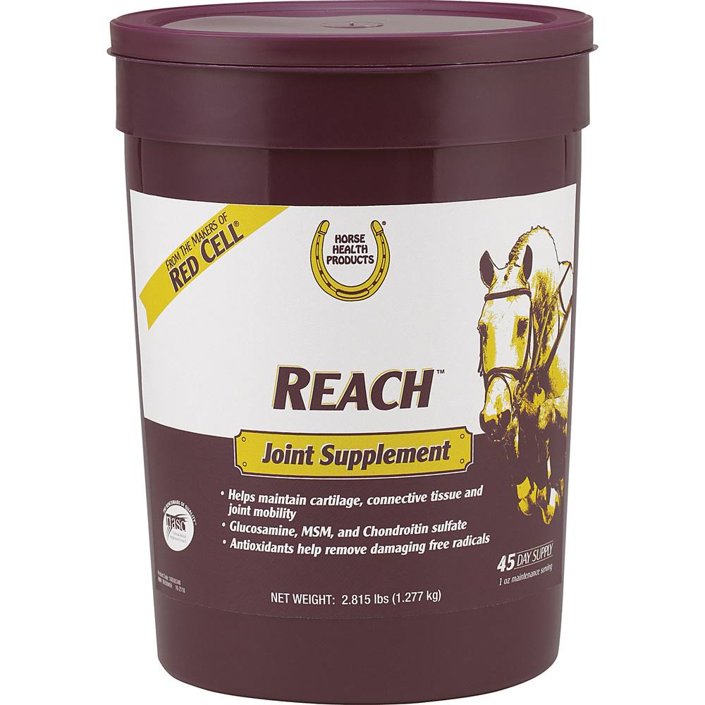 Farnam Co Horse Health Reach Joint Supplement - Cherry, 2.8lb