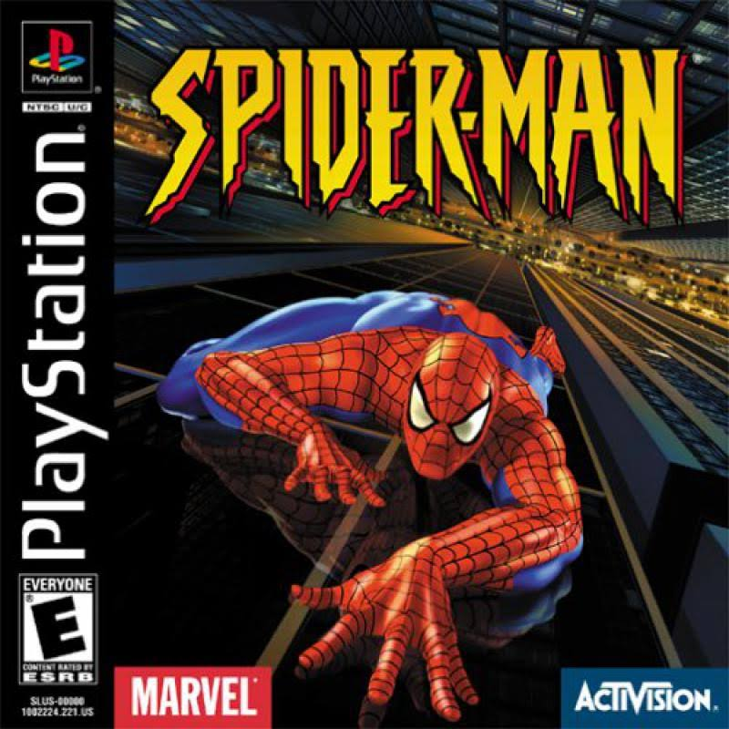 Spider-Man - PlayStation 1