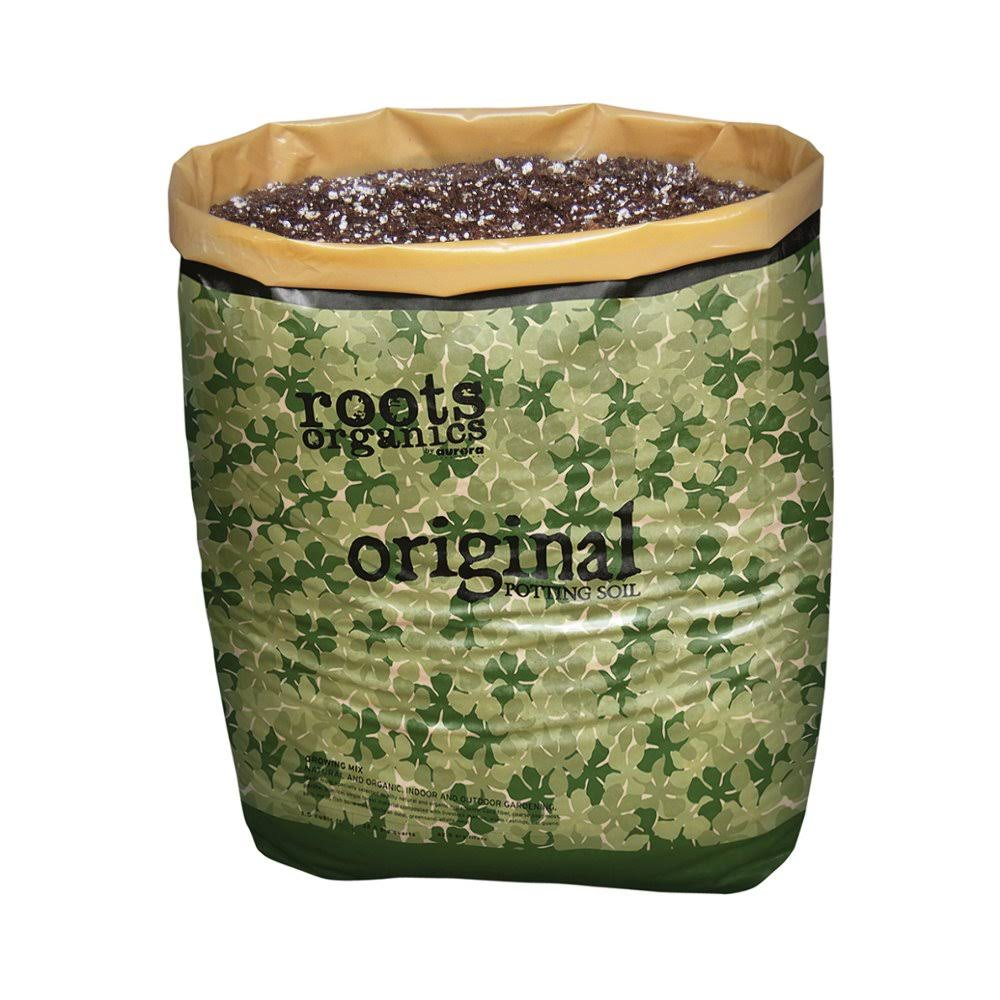 Roots Organics Rod Original Potting Soil - 1.5 Cubic Feet