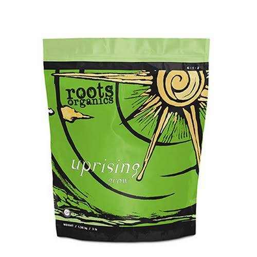 Roots Organics Uprising Grow Fertilizer - 3lb