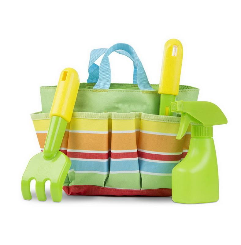 Melissa and Doug Sunny Patch Giddy Buggy Tote Set Toy