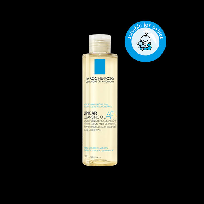 La Roche Posay Lipikar Cleansing Oil - 200ml