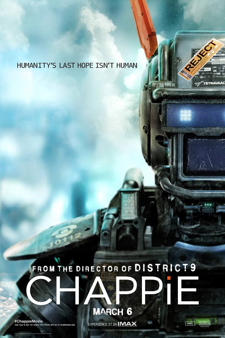 Chappie 2015 Hindi Daul Audio Movie Download BluRay