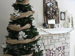 Pine Cone Christmas Trees For Sale by Easy Peasy Christmas Tree Decorating The Crazy Craft Lady