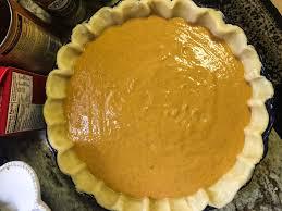 Libby Pumpkin Pie Filling Recipe by Marie Callender U0027s Pumpkin Pie Recipe Polish Housewife