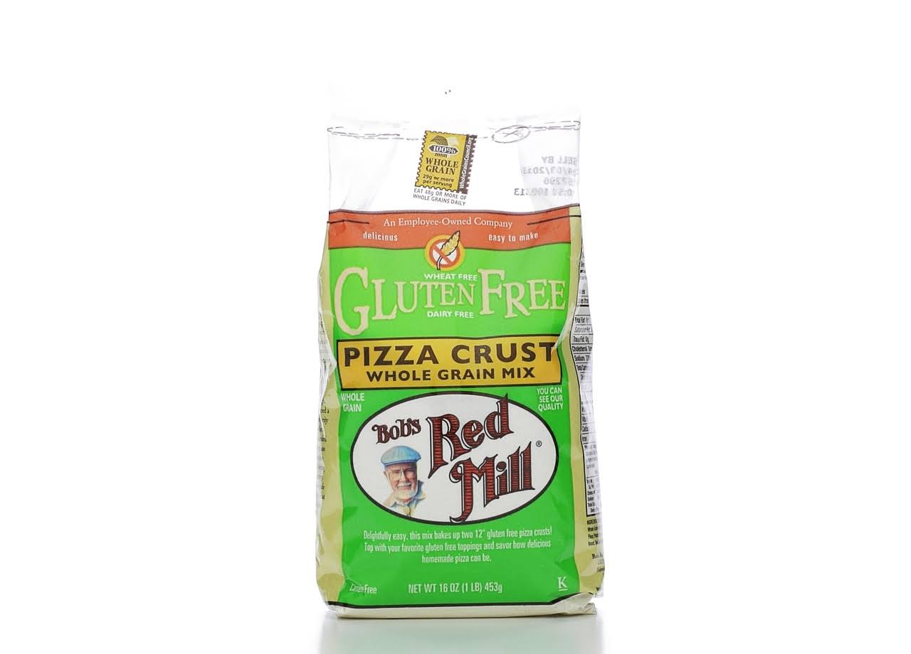 Bob's Red Mill Pizza Crust Mix - 453g
